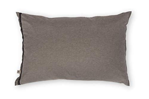 Walra Dekokissen Soft Jersey, Baumwolle - Polyester-Mischung, 40x60, Taupe/Sand
