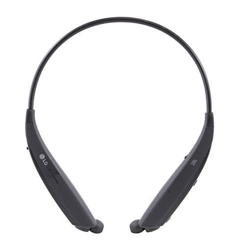 LG TONE Ultra SE Bluetooth Wireless Stereo Headset HBS-835S - Serial Black - Renewed