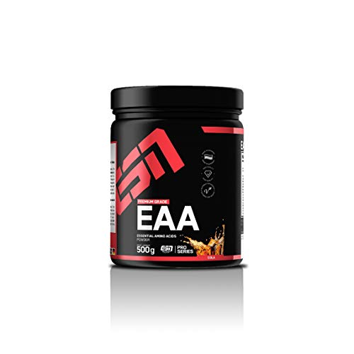 ESN - Essential Amino Acid EAA´s (Cola) 500g Dose