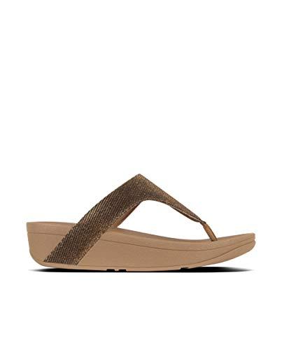 Fitflop Lottie Glitzy, Sneaker Mujer