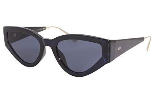 Dior Sonnenbrille CATSTYLEDIOR1 PJP/A9-blau-blau-größe 53-mm-brillen-frau