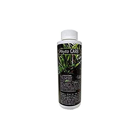Foodie Puppies Aquatic Remedies Phyto Carb CO2 Plus Plant Fertilizer for Planted Aquarium with Free Pop - Up, 250ml (Pack of 1)