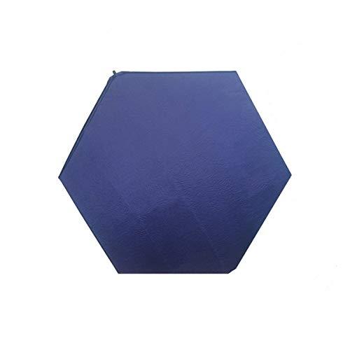 Playpen Mattresses - Exqline Self Inflatble Pop Up Travel Cot Mat Breathable Playpen Pad Mattresses for Outdoor Indoor 150CM*130CM