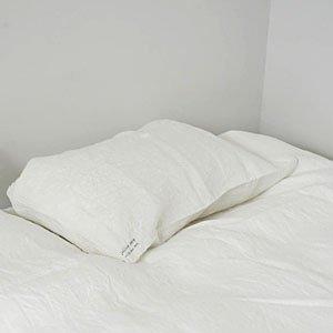[ フォグ ] フォグリネンワーク fog linen work | リネンピローケース 枕カバー WH |麻 リネン 枕 ピロー カバー 寝具|lhb0...