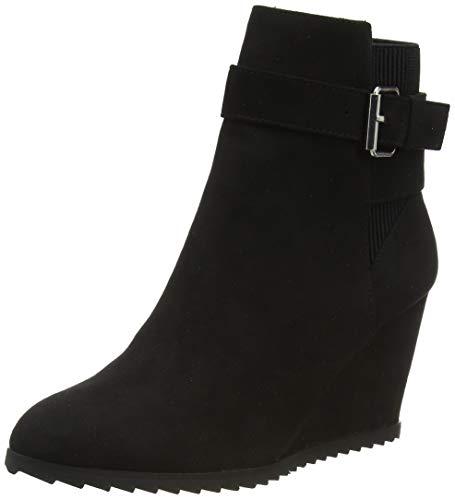 Dorothy Perkins Acorn Fur Lined Ankle Boots, Bottes Classiques femme - Noir (Black 010), 42 EU (9 UK)