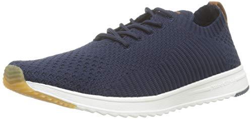 Marc O'Polo Sneaker, Zapatillas Hombre, BLU (Navy 890), 41 EU