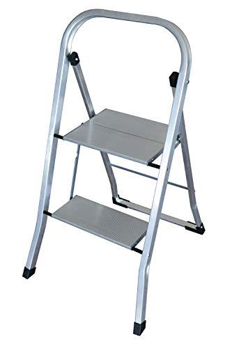 ALTIPESA- Escalerilla Aluminio - 2 Peldaños