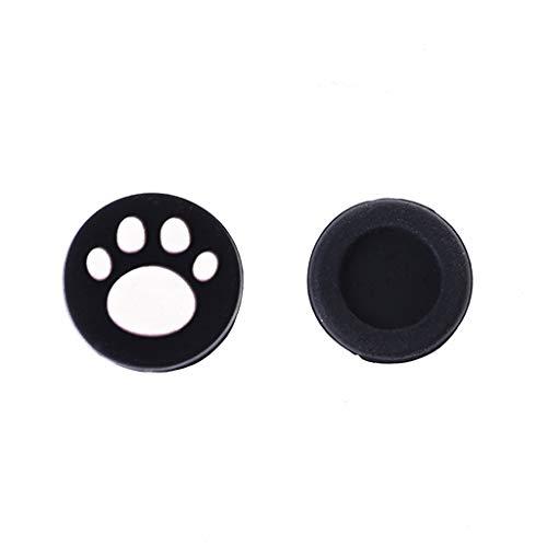 ESden - Juego de 2 Tapas Protectoras para Mando analógico de Patas de Gato para Sony Play Station PS Vita PS Vita PSV 1000/2000 Slim