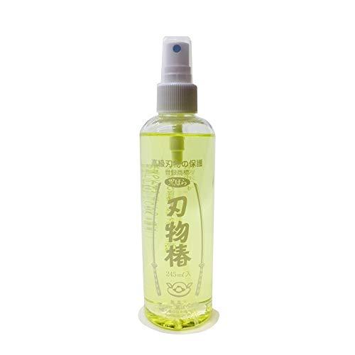 Kurobara Tsubaki knife oil