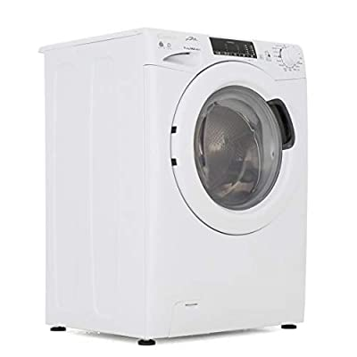 Candy GCSW496T/1 9kg Wash 6kg Dry 1400rpm Freestanding Washer Dryer - White