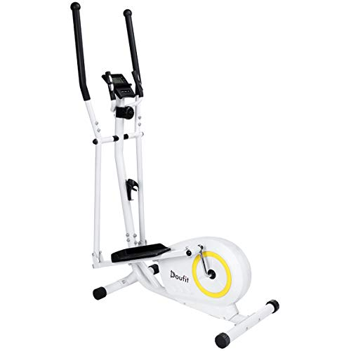 Doufit Elliptical Machine for Home Use, Eliptical Exercise...