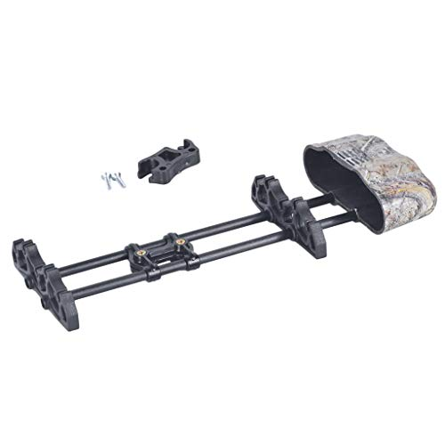 Tongina Archery 5 Arrow Quiver Holder Compound Bow Accessories for Hunting