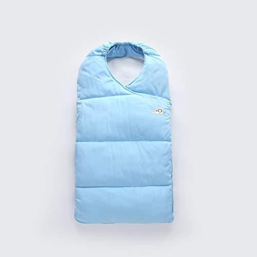Triplsun Infantastic baby slaapzak winter voetenzak warmer voor kinderwagen autostoel (blauw, rood, roze) M size (0-6 months) rood