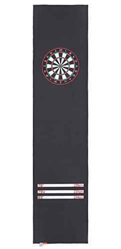 Morimoe Dart Mat with Throw/Toe Lines,300x66cm...