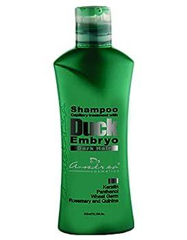 Duck Embryo Shampoo  Light/Dark Hair -300 ml// Shampoo Embrion de Pato  Cabello Oscuro-300ml
