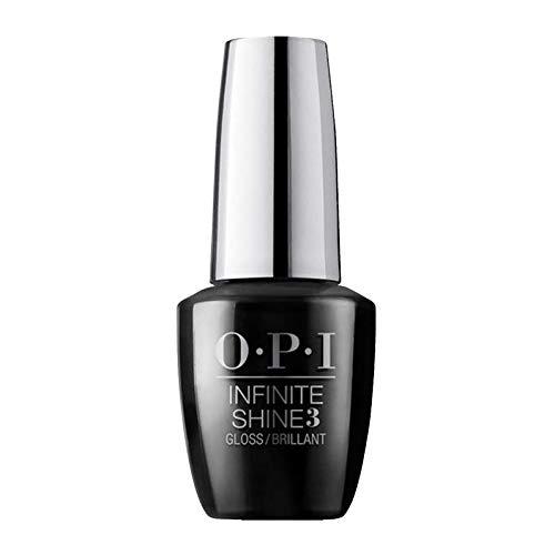OPI Infinite Shine ProStay Gloss - Esmalte De Uñas, Capa superior, Hasta 11 días de uso y brillo tipo gel
