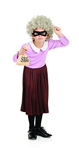 Fun Shack Fnk4257 Disfraz del Día Mundial del Libro Unisex niños