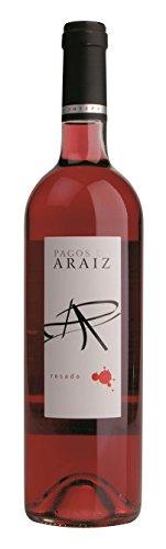 6x 0,75l - 2018er - Bodegas Pagos de Araíz - Rosado - Navarra D.O. - Spanien - Rosé-Wein trocken