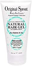 Original Sprout Natural Hair Gel, Medium Hold 118 ml by Original Sprout