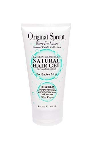 Original Sprout Natural Hair Gel, Medium Hold 118 ml by...
