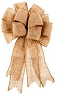Best burlap tree topper bow Reviews