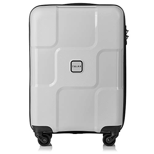 Tripp Dove Grey World Cabin 4 Wheel Suitcase