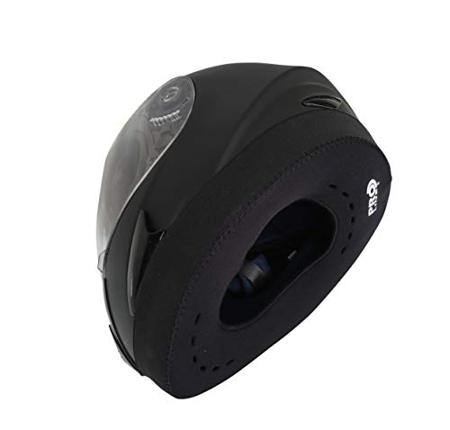 WINDJAMMER 2'REDUCES WIND NOISE' fits all Full Face Helmets. The original often copied !