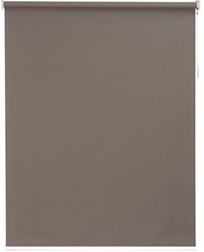 sunlines Akku-Rollo nach Maß, Polyester, grau, Breite bis 70 cm x Höhe 180 cm