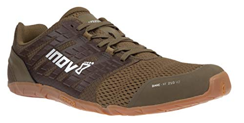 Inov-8 Mens Bare-XF 210 V2 - Barefoot Minimalist Cross Training Shoes - Zero Drop - Wide Toe Box -...