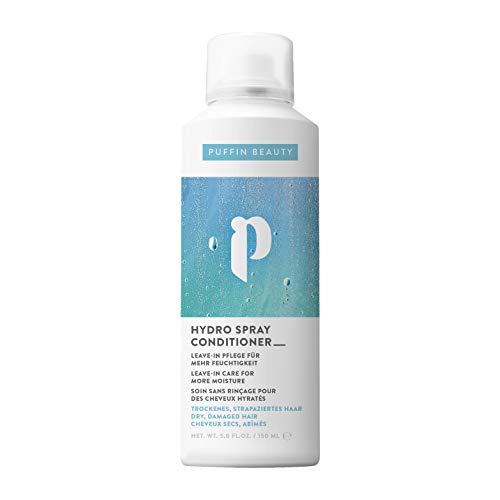 Pony Puffin Hydro Spray Conditioner - 150 ml Spendet Feuchtigkeit ohne zu beschweren Leave-in Conditioner Vegan
