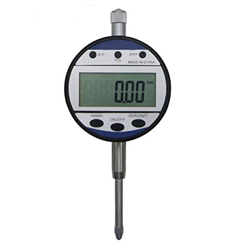 Release 0.01mm 25.4mm Hochwertige Digitale elektronische Messuhr Tankanzeige Präzisions-Werkzeug Mess