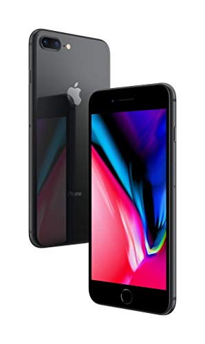 Simple Mobile Prepaid - Apple iPhone 8 Plus (64GB) - Space Gray