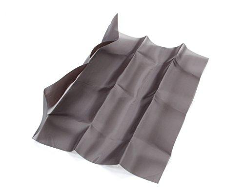 "Outerwears WR12BK 12"" x 12"" Black Pre-Filter Sheet"