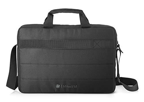 HP Focus Topload Tasche Laptoptasche (15,6 Zoll, Laptopfach, Organizer, wetterfest) schwarz