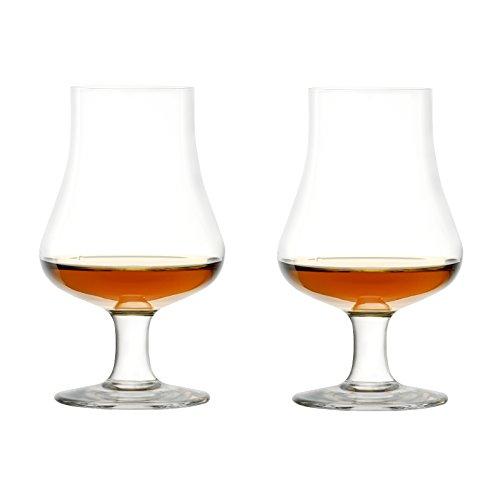 Stolzle 6,5oz de cristal para Whisky de cristal, juego de 2