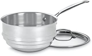 Cuisinart 7111-20 Chefs Classic Stainless Universal Double Boiler with Cover