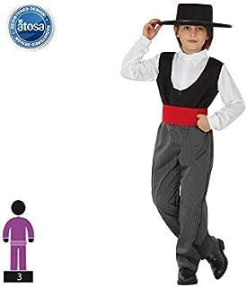 Amazon.es: disfraz sevillano niño