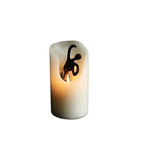 Hidden Sculpture Spirit Candle