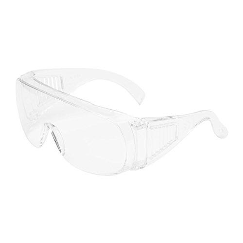 3M VISINC Cubregafas VISITOR PC ocular incoloro 1 gafa/bolsa 🔥