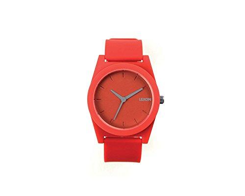 Lexon Uhr Frühling Coral