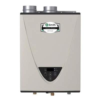 A.O. Smith Signature Premier 6.6-GPM 160000-BTU Indoor Natural Gas Tankless Water Heater