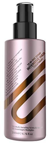 Argan Deluxe 10-in-1 Pflege-Spray mit Sofort-Effekt 200 ml – Perfekte Kämmbarkeit, Feuchtigkeit & Hitzeschutz