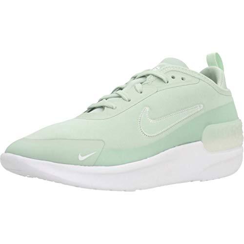 Nike Amixa, Running Shoe Womens, Escarcha Pistacho/Escarcha Pistacho/Blanco, 37.5 EU