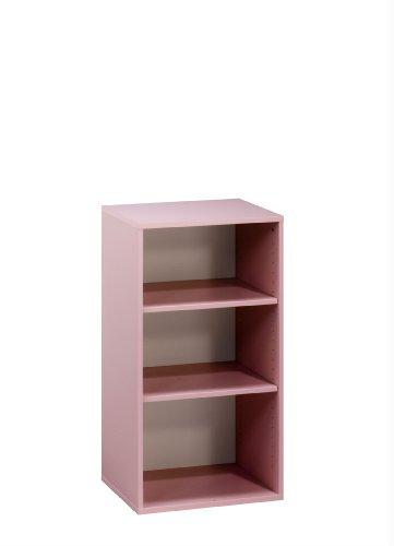 Maja étagère 19906273 48,1 x 94 x 40 cm (Rose Vernis UV