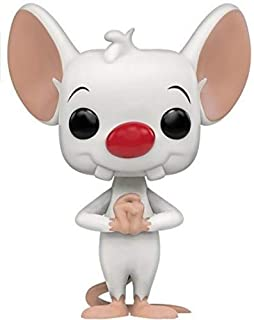 Funko Pinky & The Brain - Pinky Pop Animation Figure