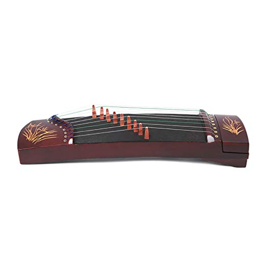 N /A Guzheng, Guzheng Finger Exerciser, Musikinstrumente, Guzheng Finger Trainer, bewegliches kleine Guzheng Klavier, komplett mit allem Zubehör