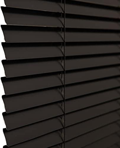 Black Aluminum Venetian Blinds for Room Living Bathroom Max price 40% OFF Office