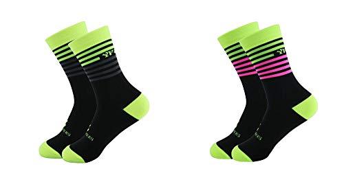 BLOMDE Medias De Compresion Mujer Calzado Unisex Para Deportes Al Aire Libre...