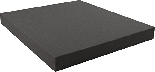 2m² Breitbandarbsorber glatt & flamhemmend 5cm