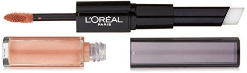 L'Oréal Paris Infallible Pro Last 2 Step Lipstick, Lasting Ginger, 1 fl. oz.